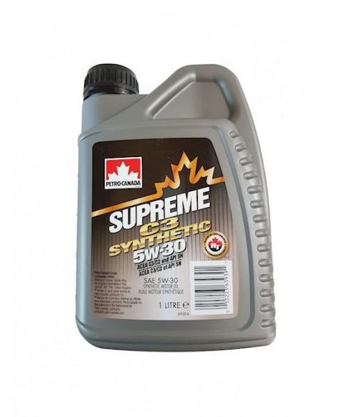 Petro-Canada Supreme C3 Synthetic 5W-30 | 1-Liter-Dose