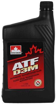 Petro-Canada ATF D3M | 1-Liter-Dose