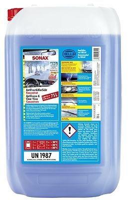 Sonax AntiFrost & KlarSicht Konzentrat | 25-Liter-Kanister