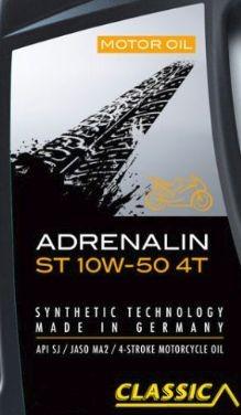Classic Adrenalin ST 10W-50 4T | 1-Liter-Dose