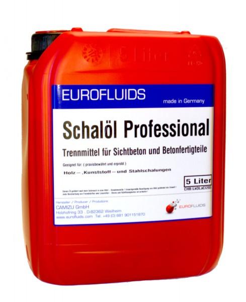 Eurofluids Schalöl Professional | 5-Liter-Kanister