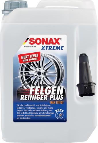 Sonax Xtreme Felgenreiniger PLUS säurefrei | 5-Liter-Kanister
