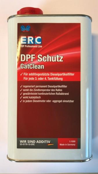 ERC DPF-Schutz CatClean | 1-Liter-Dose