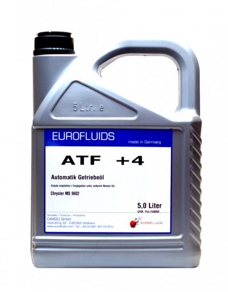 Eurofluids ATF +4 | 5-Liter-Kanister