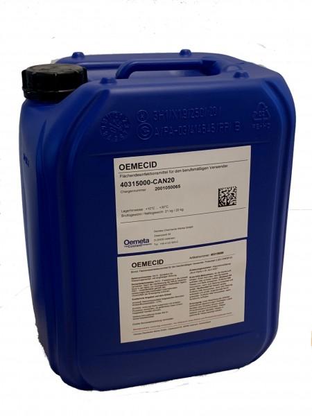 Oemeta Oemecid Flächendesinfektionsmittel | 20-kg-Kanister