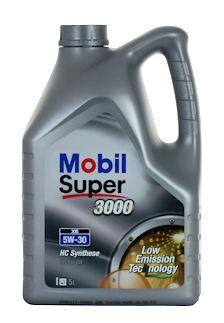Mobil Super 3000 XE 5W-30 | 5-Liter-Kanister