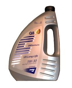 Q8 Formula VX Long Life 5W-30 | 4-Liter-Kanister