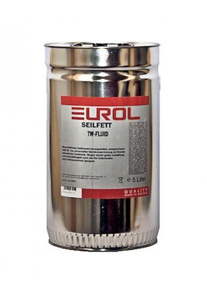 Eurol Seilfett TW-Fluid | 5-Liter-Kanister