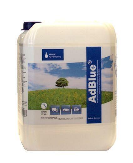 AdBlue® | 10-Liter-Kanister mit Flexausgießer