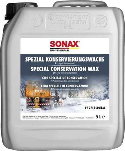 Sonax Spezial KonservierungsWachs | 5-Liter-Kanister