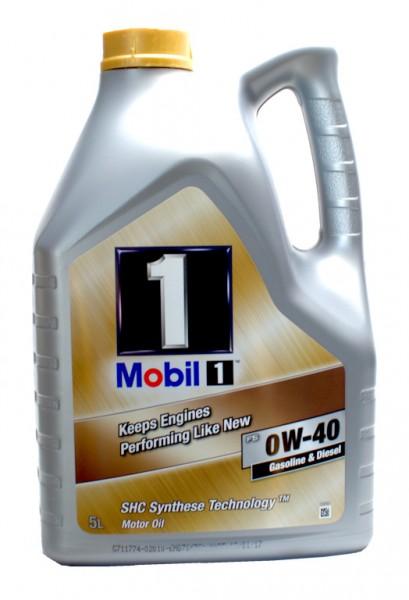 Mobil 1 FS 0W-40 | 5-Liter-Kanister